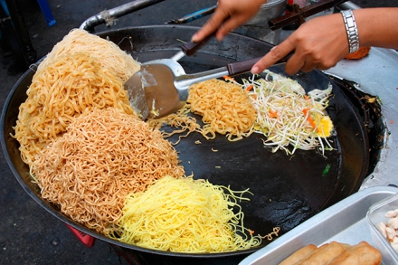 pad-thai-Bangkok-Thailand.-Fried-noodle.-shutterstock_43732009