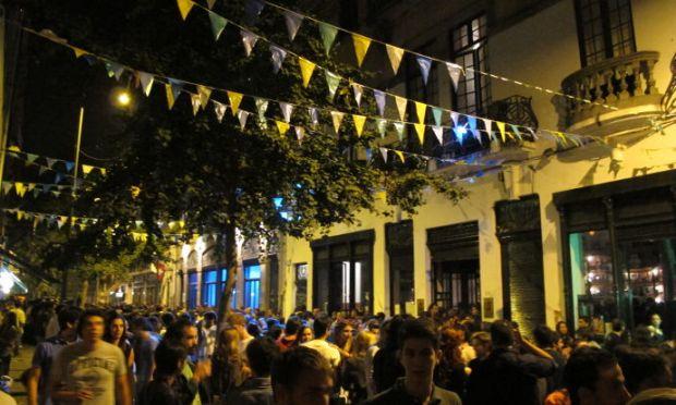 Porto-at-night