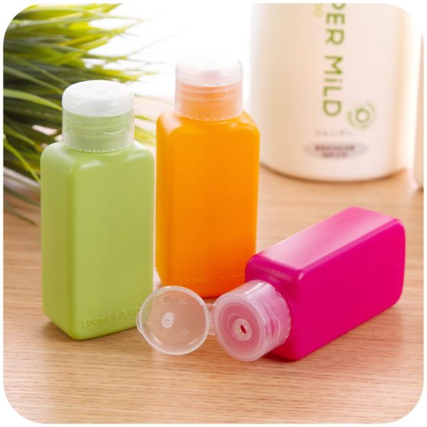 100ml-Color-Plastic-Lotion-Bottle-Portable-Empty-font-b-Shampoo-b-font-Shower-Gel-Soap-Bottle
