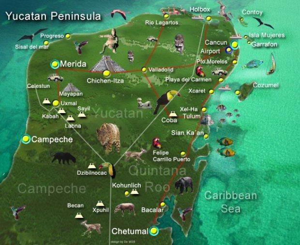 peninsula-yucatan