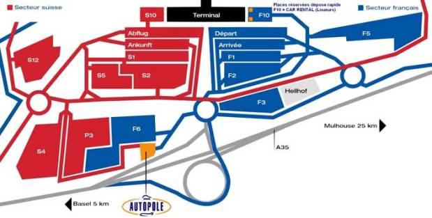 euroairport-plan